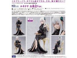 KADOKAWA 角川 KDcolle Re:ZERO Starting Life in Another World Re:從零開始的異世界生活 Echidna 艾姬多娜 Tea Party Ver 1/7 PVC Figure Pre-order