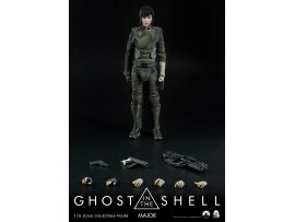 預訂 3月 Ghost In The Shell 攻殼機動隊 Major 1/6th Scale Collectible Figure