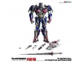 預訂 3月 Hasbro x THREE A 3A Transformers 變形金剛 The Last Knight - 最后的骑士 柯博文 OPTIMUS PRIME (Retail)