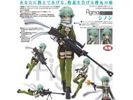 Max Factory figma 241 Sword Art Online II  刀劍神域  Sinon 詩乃