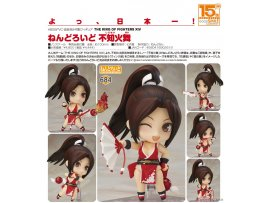 Good Smile Nendoroid 684 土人 The King of Fighters XIV 拳皇系列  Mai Shiranui 不知火舞