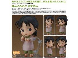 預訂 4月 日版 Good Smile 黏土人 鈴 840 Nendoroid - Kono Sekai no Katasumi ni: Suzu-san