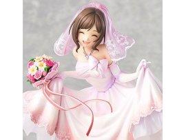 預訂 4月 Knead The Idolm@ster 前川未來 Dreaminbride Ver. PVC Figure