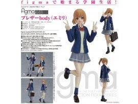 預訂 4月 日版 Max Factory figma 448 Blazer body 西裝制服 女  (Emily) Pre-order