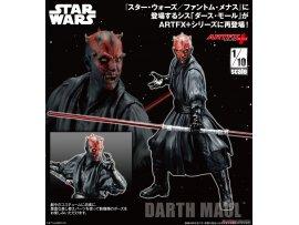預訂 4月 日版 Kotobukiya 壽屋 ARTFX+ Star Wars 星球大戰 The Phantom Menace Darth Maul 1/10 Easy Assembly Kit Pre-order