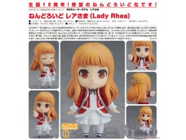 日版 Fine Clover Nendoroid 1257 MMD User Model Lady Rhea Pre-order