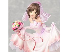 預訂 4月  Knead The Idolm@ster  前川未来 Dreaminbride Ver. Limited Edition PVC Figure