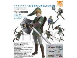 GOODSMILE figma 320 - 薩爾達傳說黃昏公主 林克 The Legend of Zelda Twilight Princess: Link Twilight Princes ver. DX Edition