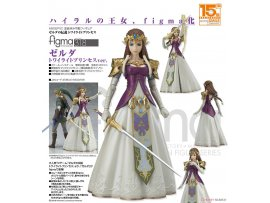 GOODSMILE figma 318 薩爾達傳說黃昏公主 曙光公主 The Legend of Zelda Twilight Princess: Zelda Twilight Princess ver
