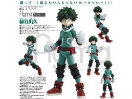 MAX Factory figma 323 - Boku no Hero Academia 我的英雄學園 Izuku Midoriya 緑谷出久