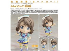 Good Smile Nendoroid 692 土人 Love Live! Sunshine!! 明星學生妹 You Watanabe 渡邊 曜