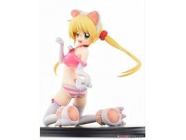 Orca Toys 旋風管家 Nagi Sanzenin 三千院 White Cat Repaint Ver PVC Figure