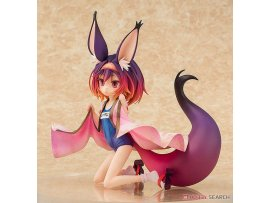 日版 Aquamarine No Game No Life 遊戲人生 Izuna Hatsuse 初瀨伊綱 Swimsuit style 1/7 PVC Figure