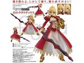 預訂 5月 日版 Max Factory figma 370 Fate/EXTELLA Nero 尼祿 Claudius Pre-order
