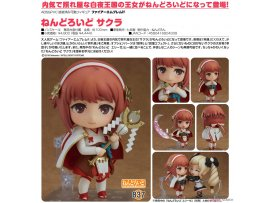 日版 Good Smile Nendoroid 837 Fire Emblem if 聖火降魔錄if Sakura 小櫻