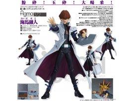 日版MAX FACTORY 海馬瀬人 figma - Yu-Gi-Oh! Duel Monsters: Seto Kaiba