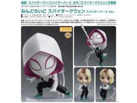 預訂 5月 日版 Good Smile Nendoroid 1228 Spider-Man: Into the Spider-Verse 女蜘蛛人‧關 新宇宙 Spider-Gwen Spider-Verse Ver Pre-order