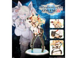 日版 Kotobukiya 壽屋 Phantasy Star Online 2 es Gene 潔妮 Stella Memories Ver 1/7 PVC Figure Pre-order