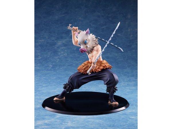 預訂 5月 日版 Aniplex Kimetsu no Yaiba 鬼滅之刃 Hashibira Inosuke 嘴平伊之助 1/8 PVC Figure