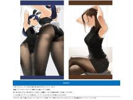預訂 5月 Toranoana  とらのあな 痛カーテン よむ Vol.1+Vol.3 2枚組