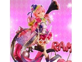 SSFigure Re:ZERO Starting Life in Another World 從零開始的異世界生活 Ram 拉姆 Idol Ver 1/7 PVJP SSFigure Re:ZERO Starting Life in Another World- Ram Idol Ver 1/7 PVC Figure Figure