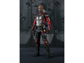 預訂 5月MAY S  H FIGUARTS  DEADSHOT  LIMITED EDITION