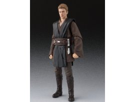 預訂 5月  S.H.FIGUARTS - STARWAR 星球大戰 ANAKIN SKYWALKER ATTACK OF THE CLONES