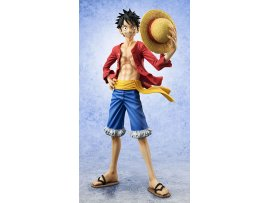 MEGAHOUSE One Piece Sailing Again Monkey D  Luffy Ver 2