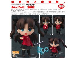 Good Smile Nendoroid 409 Fate/stay night Rin Tohsaka 遠坂凛