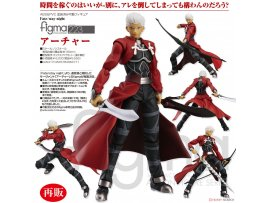 MAX Factory figma 223 Fate/stay night Archer 衛宮 士郎 再版