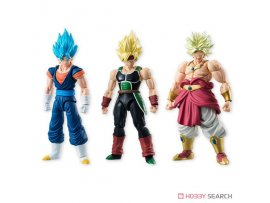Bandai SHODO  Dragon Ball 龍珠 Vol.5 6Pack BOX CANDY TOY