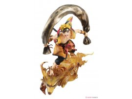 日版 MegaHouse G.E.M. Series remix NARUTO 嗚人 疾風伝  Shippuden Naruto Uzumaki 風神 Fuujin PVC Figure Pre-order
