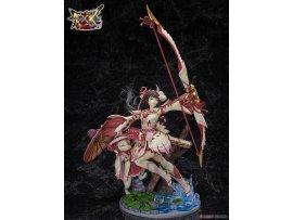 預訂 6月  FNEX FURYU 魔物獵人XX  泡狐龍 套裝 Mizutsune Series Female Gunner  PVC Figure