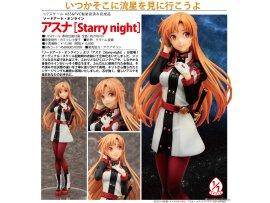 Easy Eight Sword Art Online 刀劍神域 Asuna 亞絲娜 [Starry night] 1/7 PVC Figure