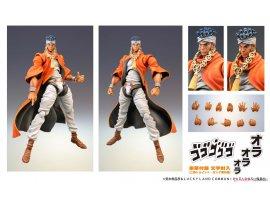 預訂 6月 日版 Medicos Entertainment Super Action Statue 超像可動 JoJo's Bizarre Adventure Part.3 JoJo的奇妙冒險 第3部Mohammed Avdol Pre-order