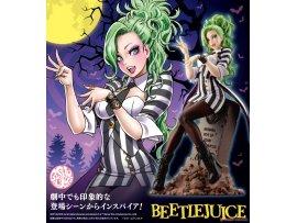 日版 Kotobukiya 壽屋 HORROR BISHOUJO BEETLEJUICE Beetlejuice 陰間大法師 1/7 PVC Figure Pre-order