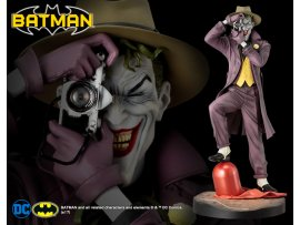Kotobukiya 壽屋 ARTFX  DC UNIVERSE Joker 小丑 THE KILLING JOKE Second Edition 1/6 PVC Figure