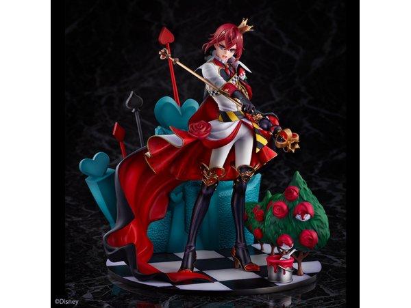 預訂 6月 日版 Aniplex Disney 迪士尼 Twisted-Wonderland 扭曲仙境 Riddle Rosehearts 1/8 PVC Figure