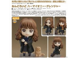 預訂 1月 日版 Good Smile Company Nendoroid 1034 哈里波特 Harry Potter Hermione Granger 妙麗 格蘭傑