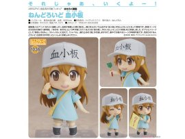 Good Smile Company Nendoroid 1036 工作細胞 血小板 Cells at Work! Platelet