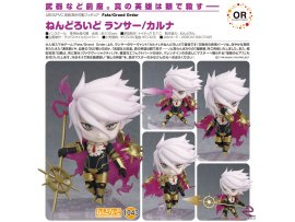 預訂 6月 GOODSMILE Orange Rouge Nendoroid 1043 Fate / Grand Order Lancer / Karna