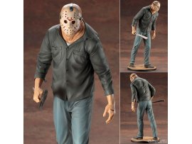 Kotobukiya 壽屋 ARTFX Friday the 13th 黑色星期五 PART3 Jason Vorhees Friday the 13th PART3 Ver 1/6 PVC Figure