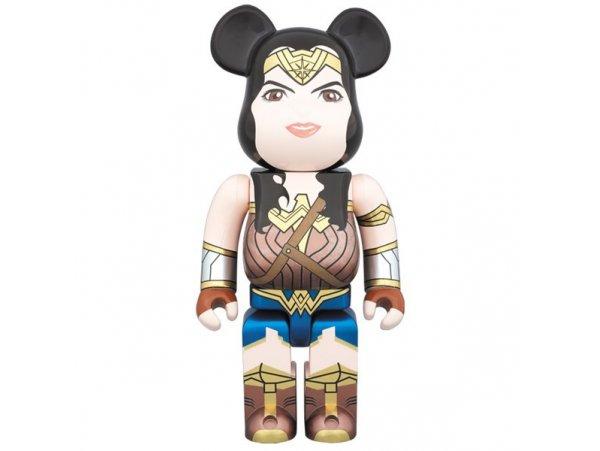 預訂 6月 BE@RBRICK WONDER WOMAN 神奇女俠 400%