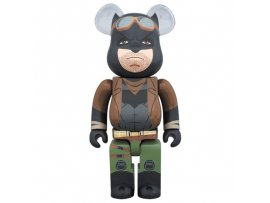 預訂 6月 BE@RBRICK KNIGHTMARE BATMAN 蝙蝠俠 400%