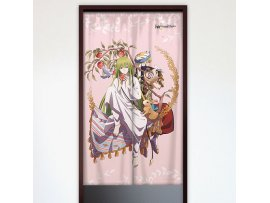 預訂 7月  Curtain Tamashii  Fate/Grand Order -絶対魔獣戦線バビロニア- のれん ギルガメッシュ&エルキドゥ