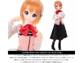 預訂 7月 日版 Azone Another Realistic Character Series 006 - 請問您今天要來點兔子嗎 保登心愛  Is the order a rabbit??: Cocoa 1/3 Doll
