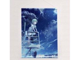 預訂 7月 Curtain Tamashii  Summer Pockets REFLECTION BLUE B2タペストリー 野村美希&水織静久&加藤うみ&神山識 B2 Tapestry 4種