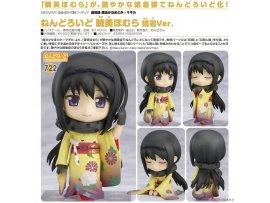 Good Smile Nendoroid 722 Puella Magi Madoka Magica 魔法少女小圓 the Movie Homura Akemi 曉美焰 Kimono Ver Pre order