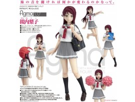 MAX Factory figma 337 - Love Live Sunshine Riko Sakurauchi 梨子