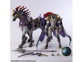 預訂 7月 日版 Square Enix Final Fantasy 最終幻想 Creatures - Bring Arts: Odin Action Figure